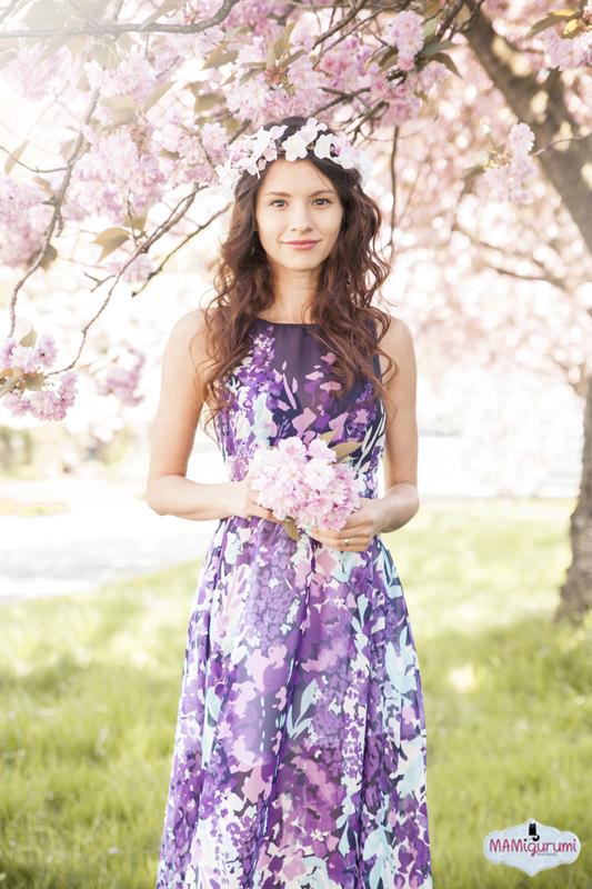 Kleid aus chiffon selber nahen